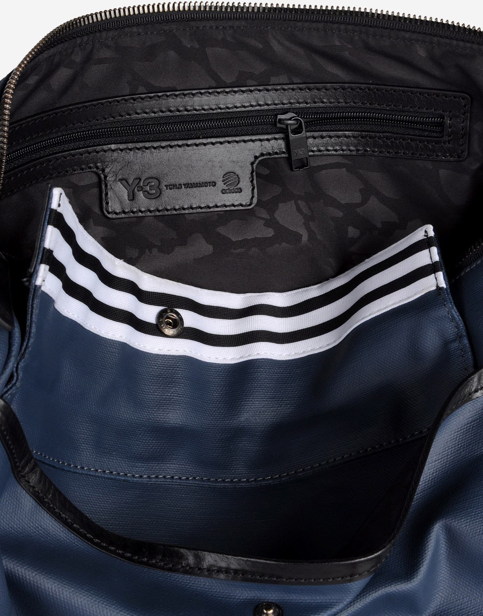 Y-3 Y-3 Toile Sling Bag 2 Shoulder bag Man e ... f74f2eea07a51