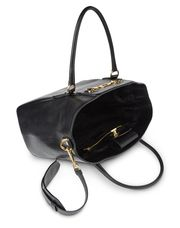 MOSCHINO Large leather bag D d