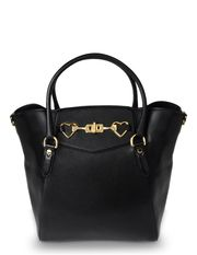 MOSCHINO Large leather bag D f