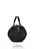 ALEXANDER WANG ROCCO IN SOFT BLACK WITH PALE GOLD Shoulder bag Adult 8_n_d