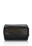 ALEXANDER WANG ROCCO IN SOFT BLACK WITH PALE GOLD Shoulder bag Adult 8_n_e