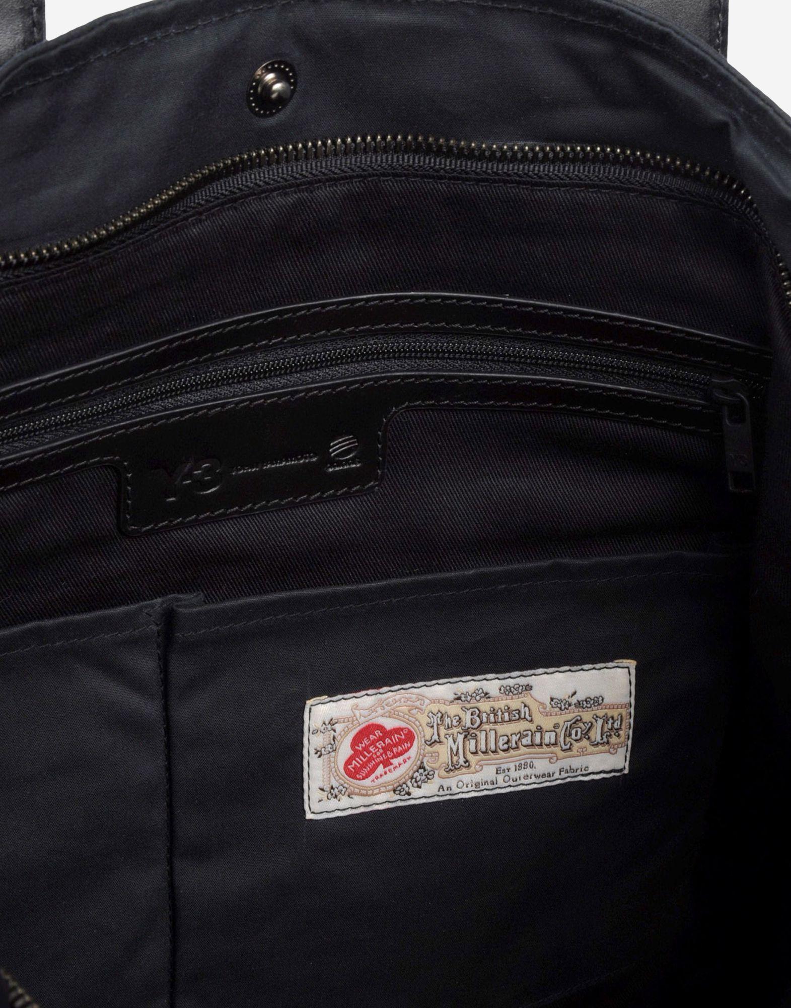 Y-3 Y-3 Toile Shopper Large fabric bag Man e ... b6c6051ff5b13