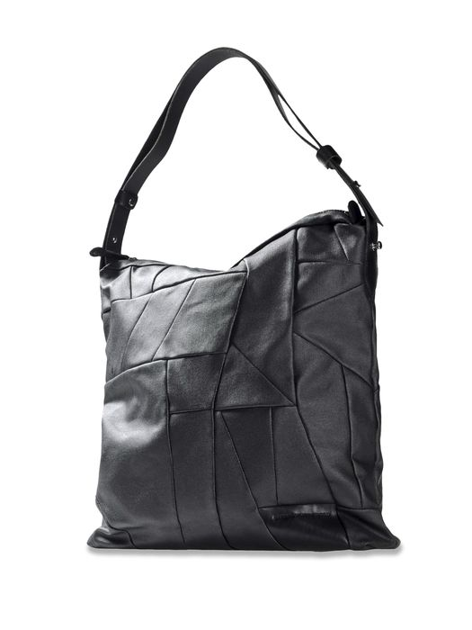 DIESEL BLACK GOLD PAUL-T Borsa U f
