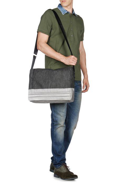 DIESEL D-FLAP Crossbody Bag U b