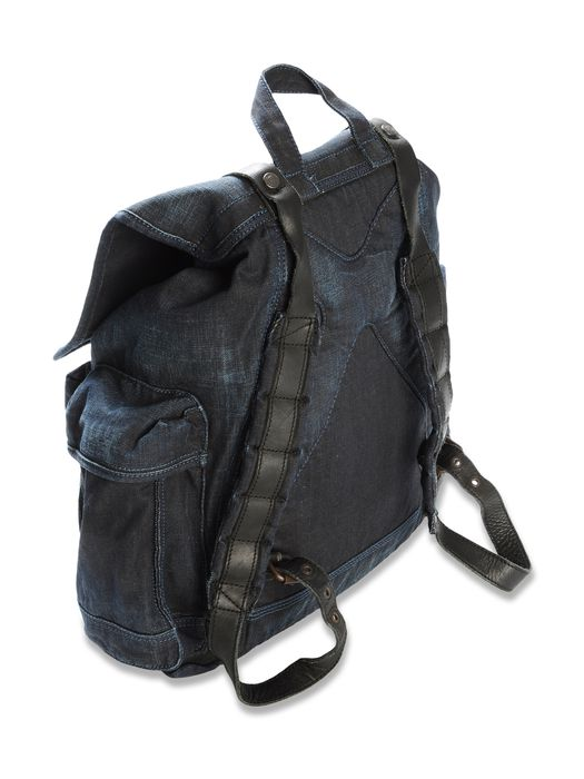 DIESEL FULL BACKY-HOB Backpack U a