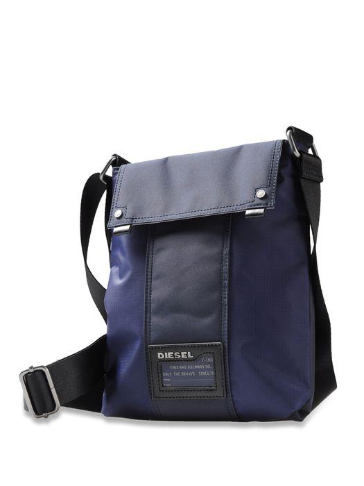 DIESEL TRAKPAD Crossbody Bag U f