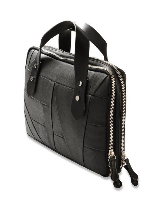 DIESEL BLACK GOLD PAUL-BC Briefcase U a