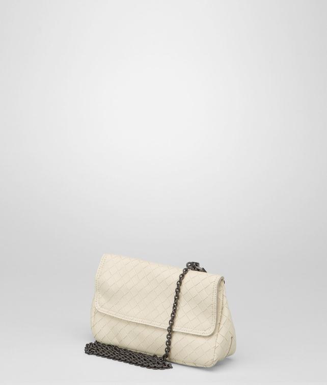 BOTTEGA VENETA Intrecciomirage Messenger Mini Bag Crossbody bag D fp