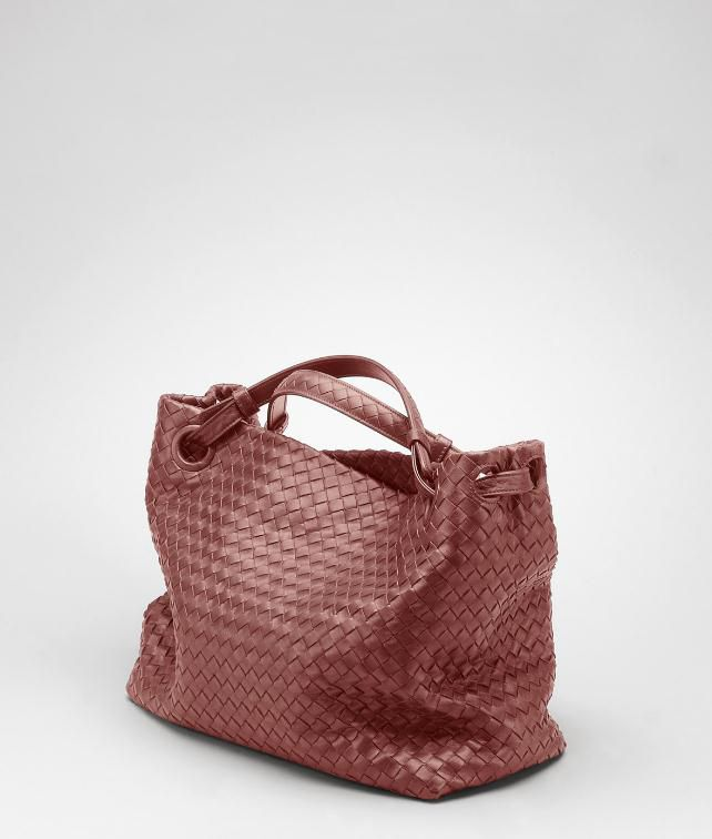 BOTTEGA VENETA Ebano Intrecciato Nappa Bag Shoulder or hobo bag D fp