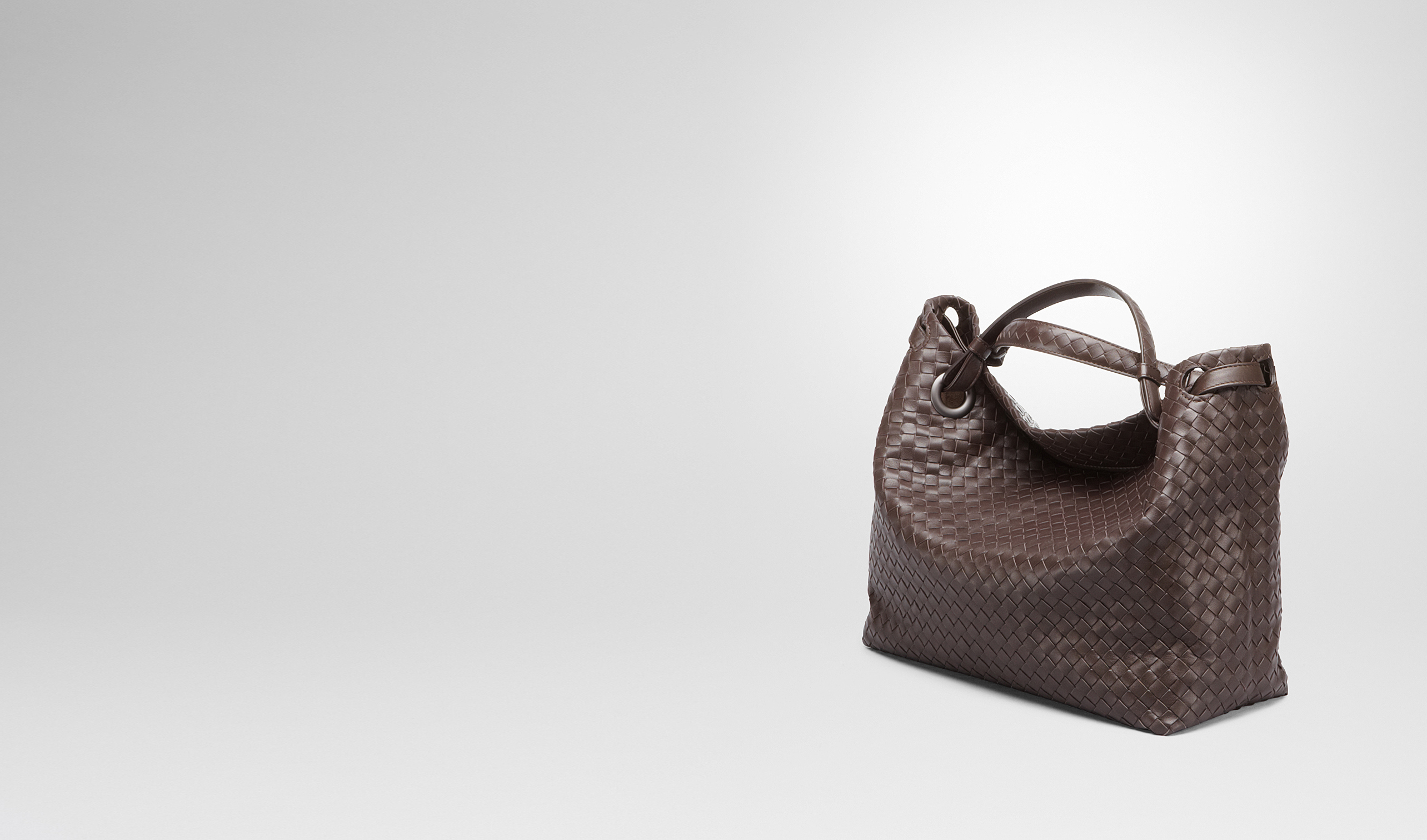BOTTEGA VENETA Shoulder or hobo bag D Ebano Intrecciato Nappa Bag pl