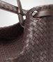 BOTTEGA VENETA Ebano Intrecciato Nappa Bag Shoulder or hobo bag D ep