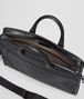 BOTTEGA VENETA NERO INTRECCIATO CALF BRIEFCASE Business bag Man dp