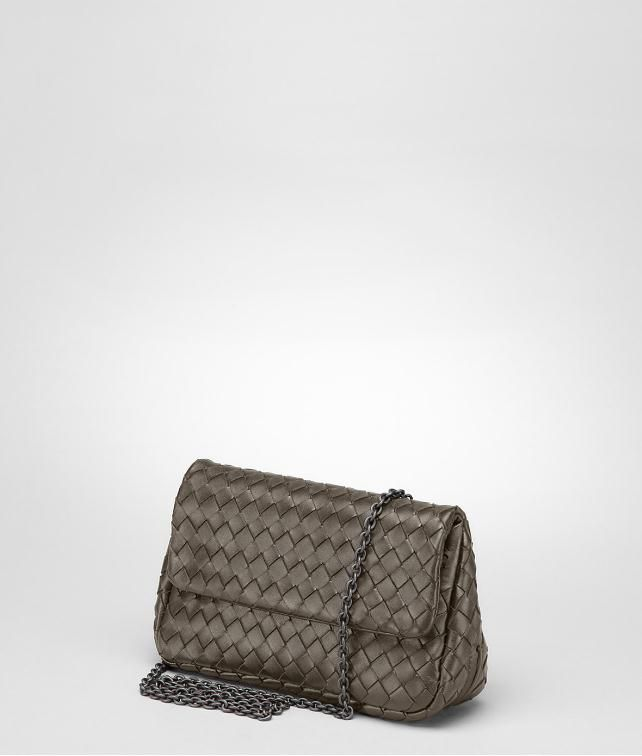 BOTTEGA VENETA Intrecciato Nappa Messenger Mini Bag Crossbody bag D fp