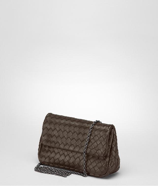 BOTTEGA VENETA Intrecciato Nappa Messenger Mini Bag Crossbody bag D fp