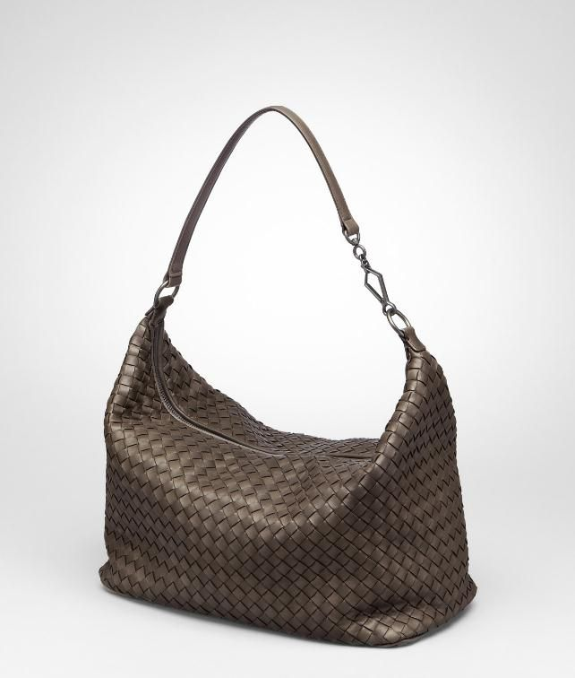 BOTTEGA VENETA Nero Intrecciato Nappa Bag Shoulder Bag       pickupInStoreShipping info     e09ea92a7565e