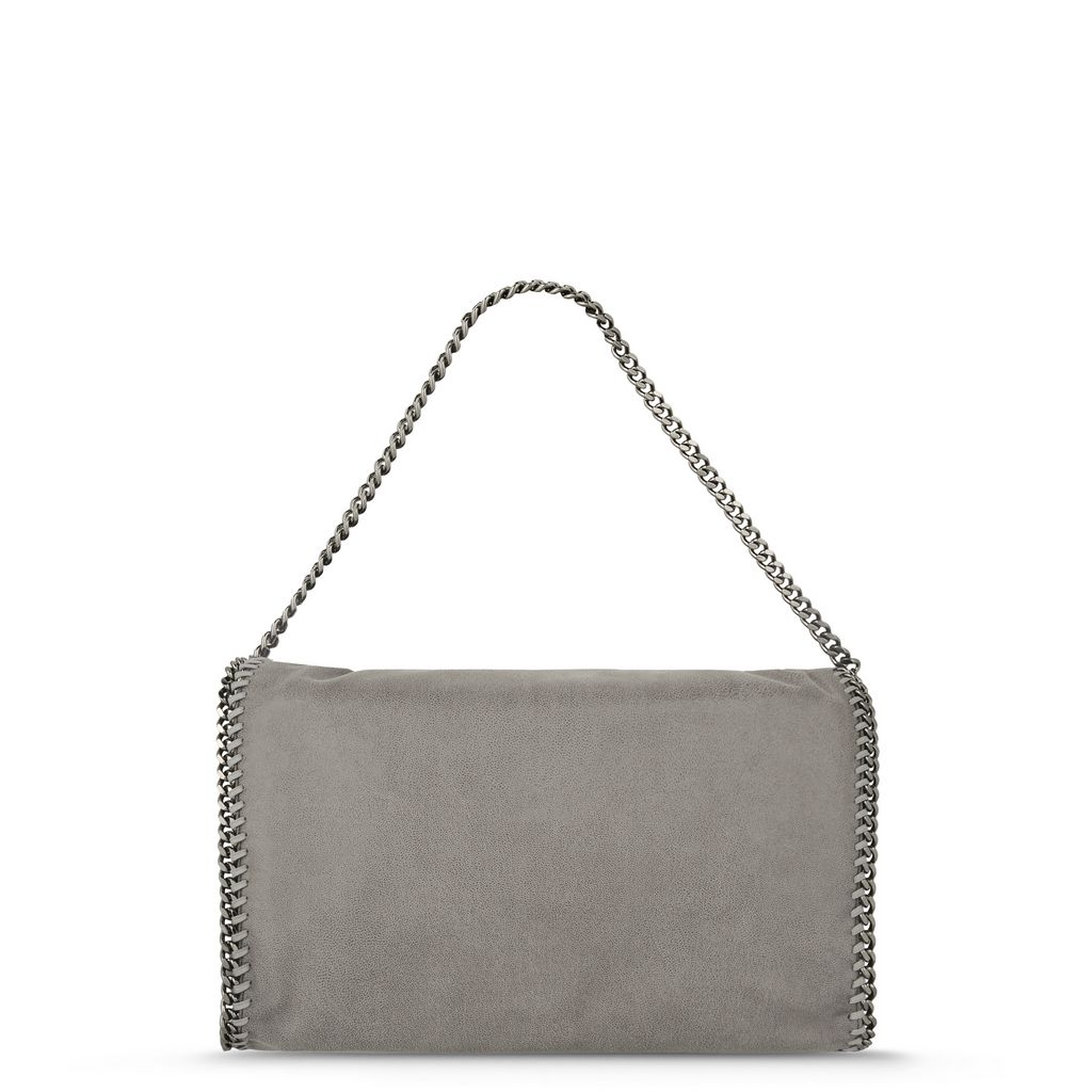 Tote Bag Falabella Fold Over en Shaggy Deer - STELLA MCCARTNEY