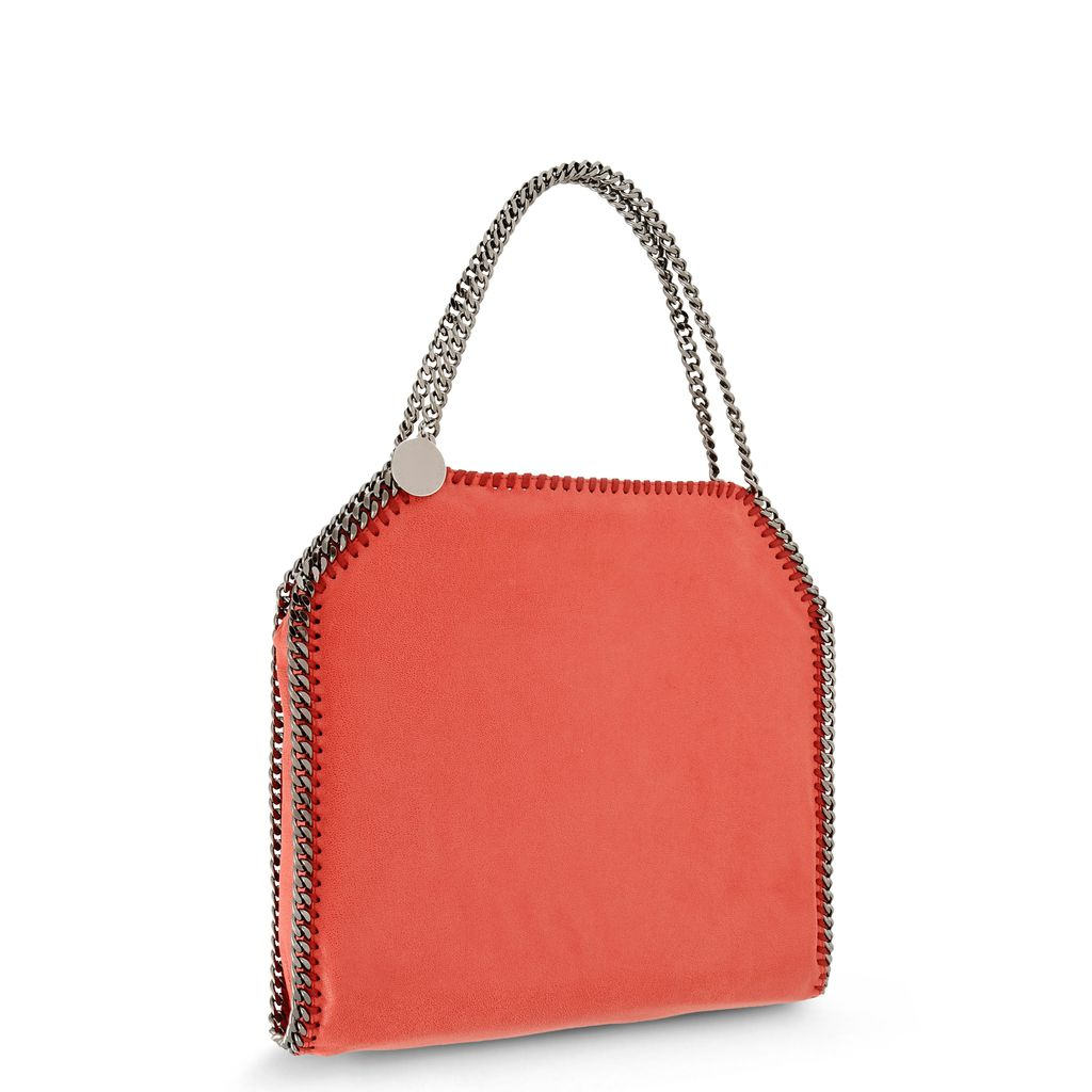 Kleine Tote Bag Falabella aus Shaggy Deer - STELLA MCCARTNEY