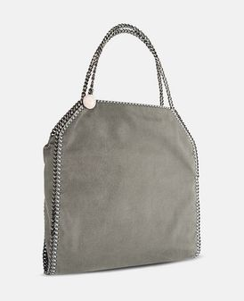 Falabella Big Tote in Shaggy Deer