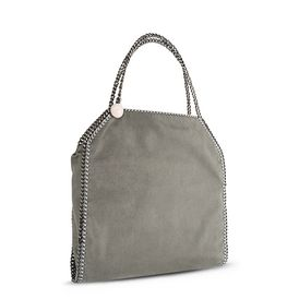 Grand Tote Bag Falabella en Shaggy Deer