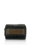 ALEXANDER WANG ROCKIE IN PEBBLED BLACK WITH ANTIQUE BRASS Shoulder bag Adult 8_n_d