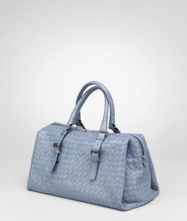 BOTTEGA VENETA Intrecciato Light Calf Bag Top Handle Bag D fp