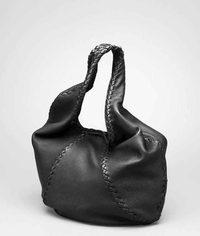 BOTTEGA VENETA Washed Cervo Bag Shoulder or hobo bag D fp