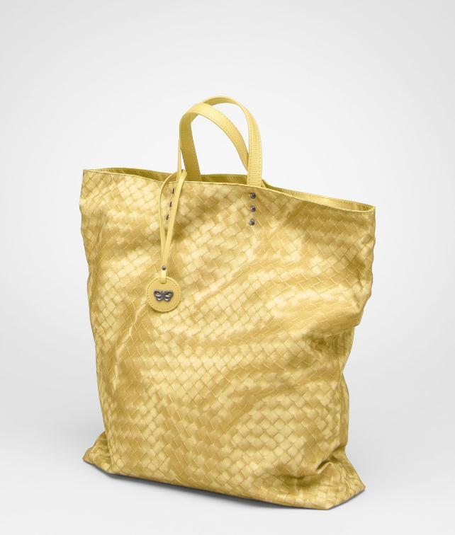 BOTTEGA VENETA Intrecciolusion Large Tote Tote Bag D fp