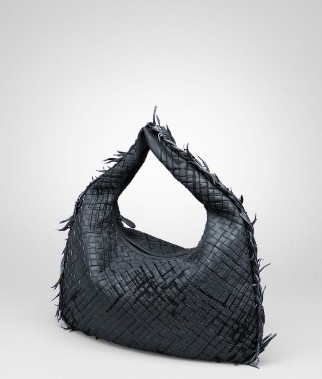 BOTTEGA VENETA Intrecciato Profondo Nappa Veneta Shoulder or hobo bag D fp