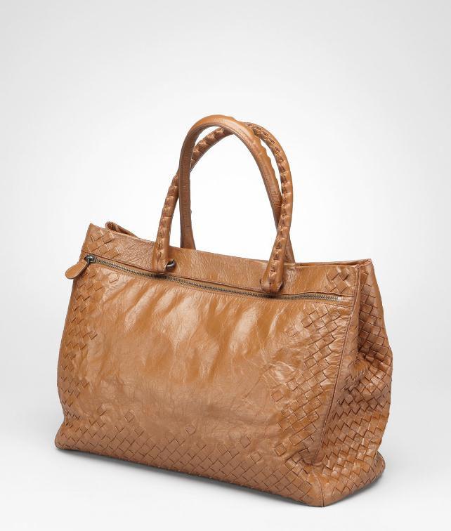 BOTTEGA VENETA Intrecciato Nappa Memory Bag Tote Bag D fp