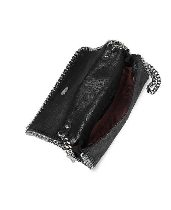STELLA McCARTNEY Black Falabella Cross Body Bag Falabella Shoulder bags D g