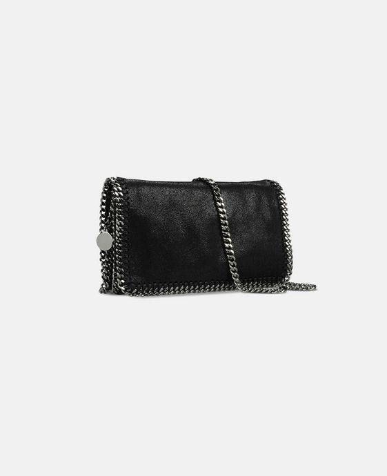 STELLA McCARTNEY Black Falabella Cross Body Bag Falabella Shoulder bags D h