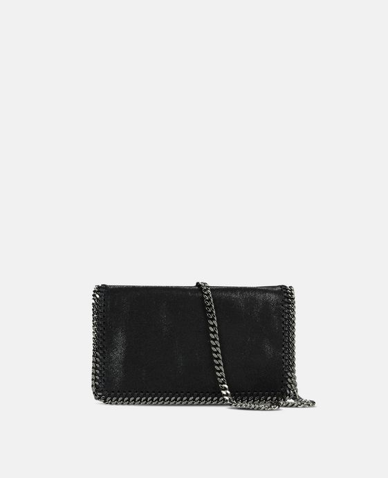 Black Falabella Cross Body Bag