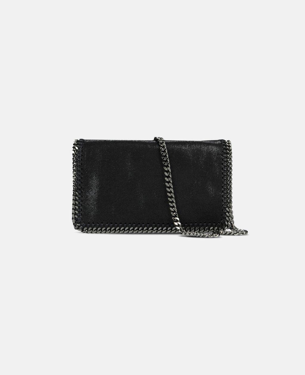 Black Falabella Cross Body Bag  - STELLA MCCARTNEY