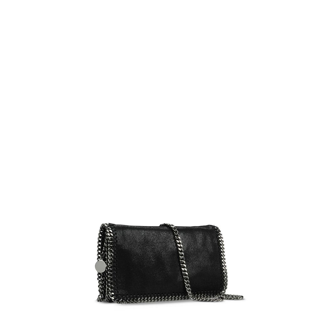Black Falabella Cross Body Bag  - STELLA MCCARTNEY