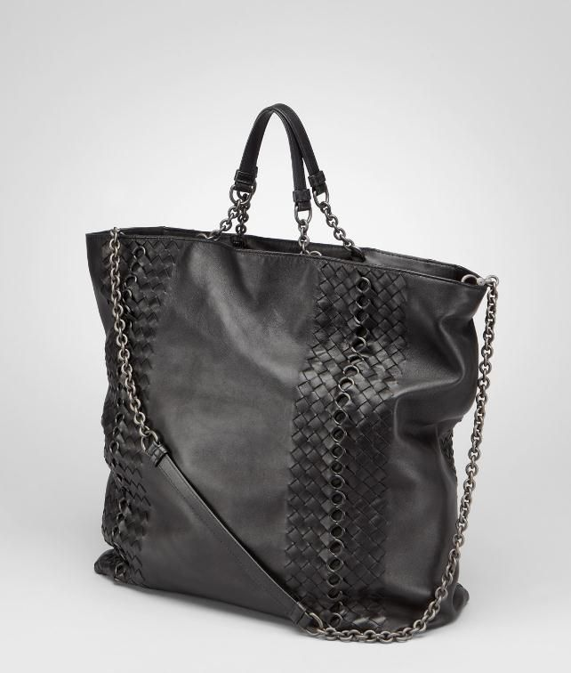 BOTTEGA VENETA Nappa Circle Tote Tote Bag D fp