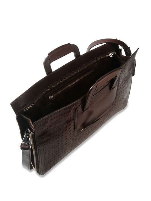 DIESEL BLACK GOLD WALT-BC Attaché case U b