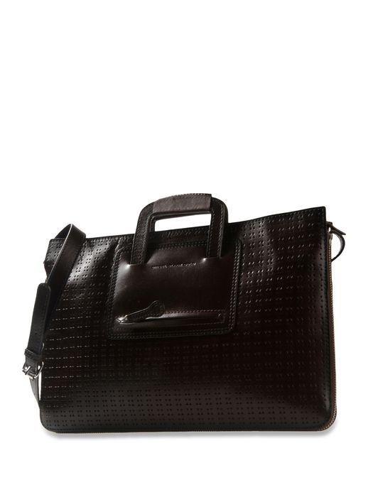 DIESEL BLACK GOLD WALT-BC Attaché case U f