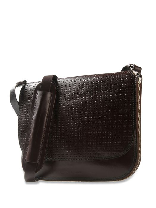 DIESEL BLACK GOLD WALT-D Crossbody Bag U f