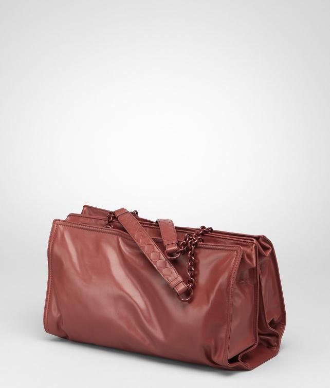 BOTTEGA VENETA Setasettanta Leather Bag Top Handle Bag D fp