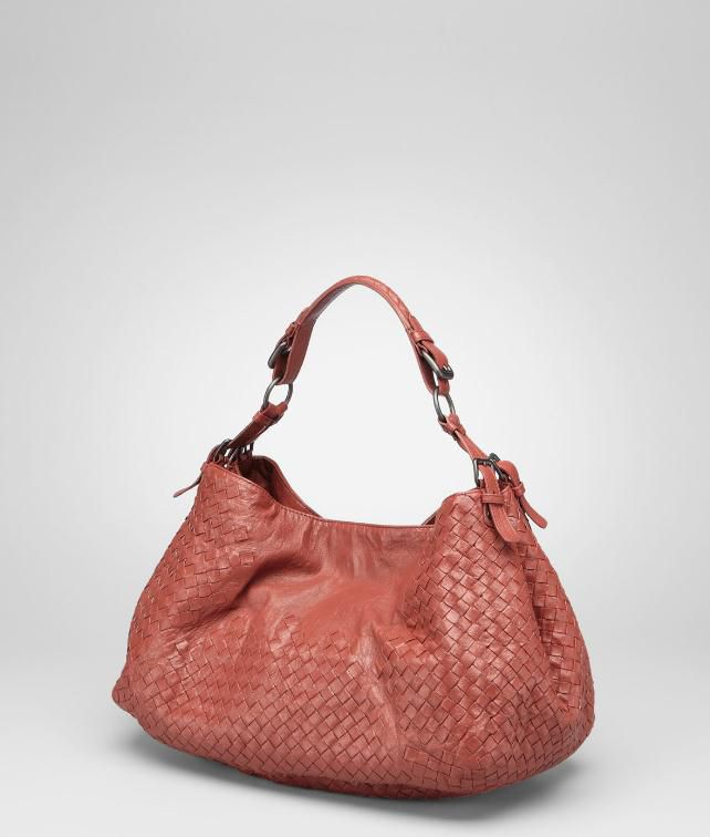BOTTEGA VENETA Intreccio Nappa Memory Tote Shoulder or hobo bag D fp