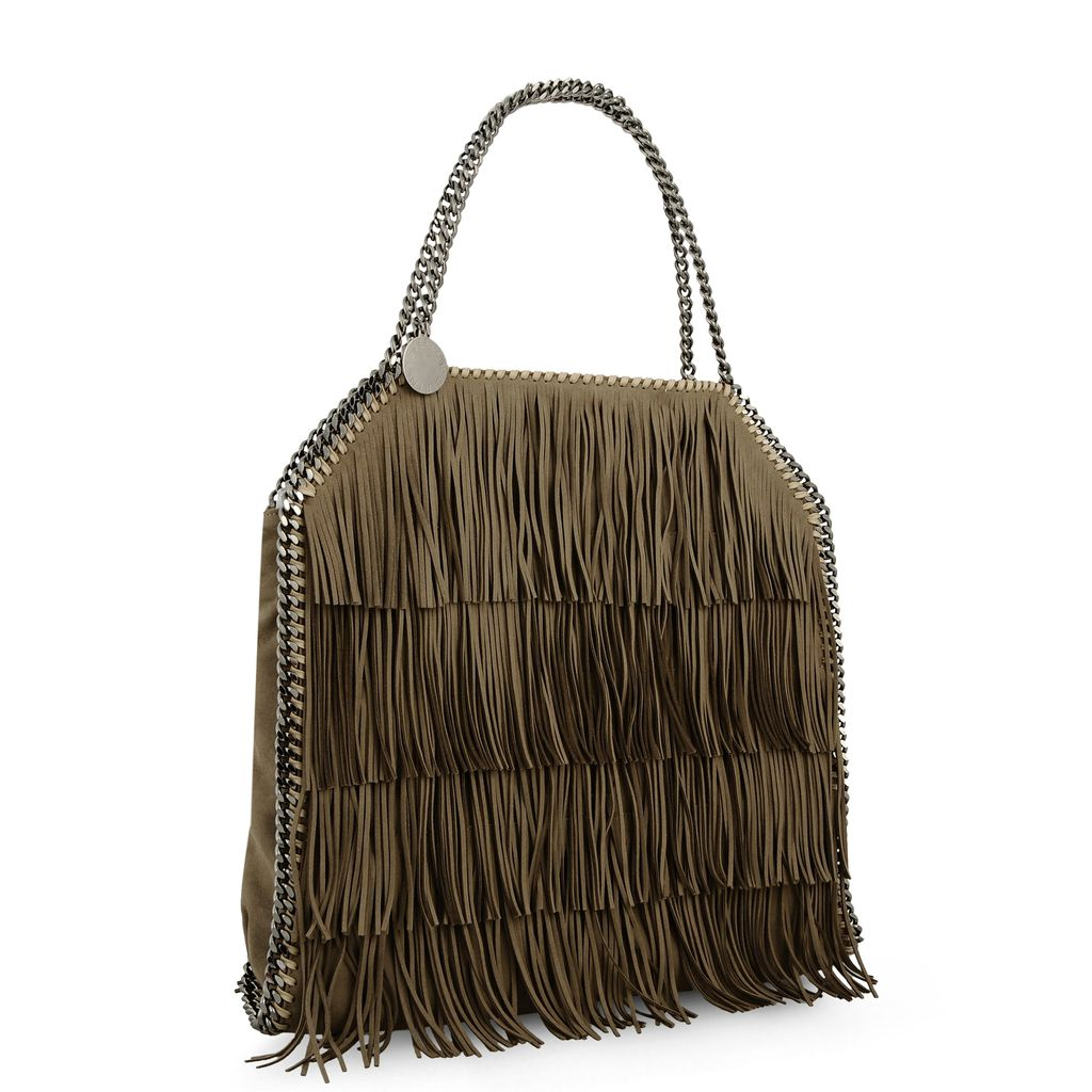 Clutch Falabella con Nappine - STELLA MCCARTNEY