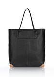 ALEXANDER WANG PRISMA TOTE IN PRINTED BLACK WITH ROSE GOLD TOTE/DEL Adult 8_n_f