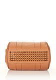 ALEXANDER WANG ROCCO IN TAN SOFT PEBBLE LAMB WITH PALE GOLD Shoulder bag Adult 8_n_d