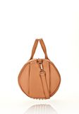 ALEXANDER WANG ROCCO IN TAN SOFT PEBBLE LAMB WITH PALE GOLD Shoulder bag Adult 8_n_e
