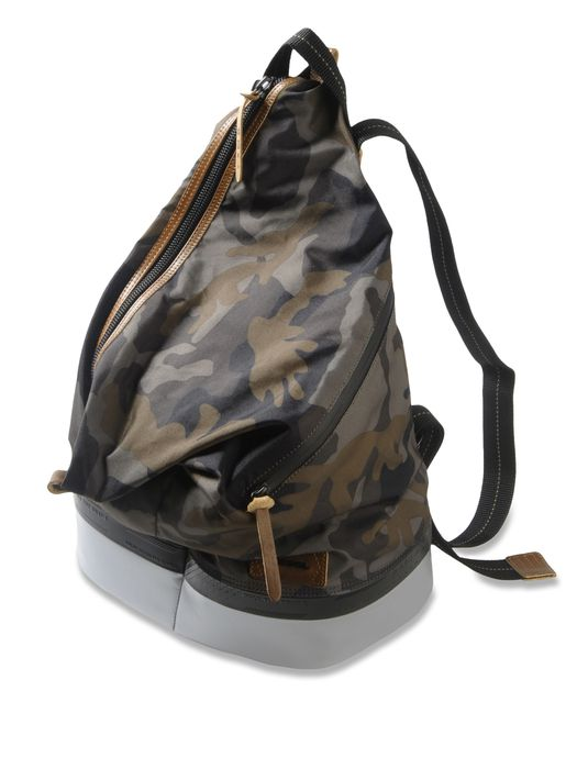 DIESEL BACK-FLIP Backpack U a
