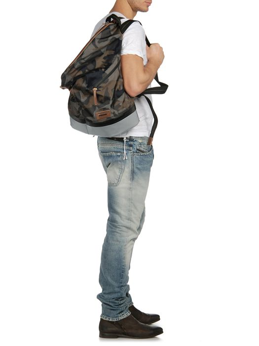 DIESEL BACK-FLIP Backpack U e