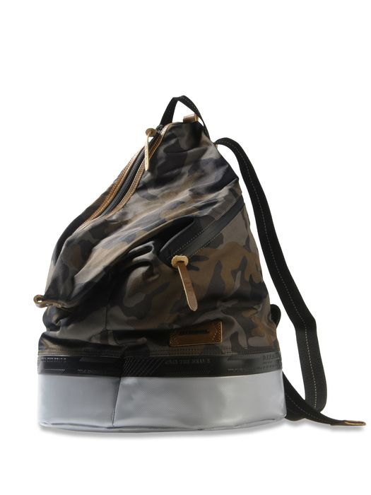 DIESEL BACK-FLIP Backpack U f