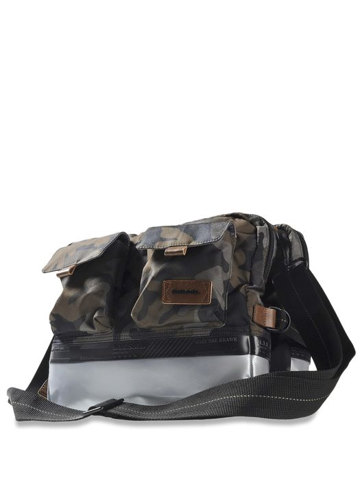 DIESEL BIKE TUCK Crossbody Bag U f
