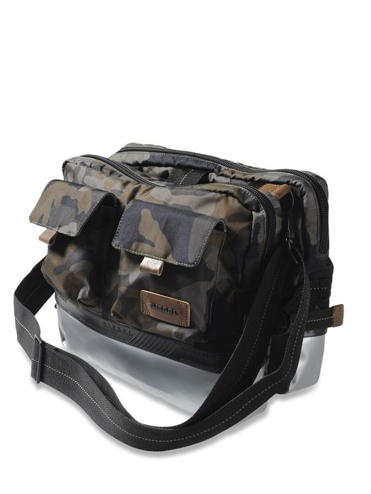 DIESEL BIKE TUCK Crossbody Bag U a