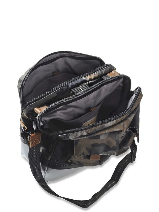 DIESEL BIKE TUCK Crossbody Bag U b